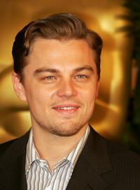 Leonardo DiCaprio at the 77th Annual Academy Awards nominee luncheon.