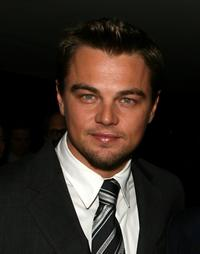 Leonardo DiCaprio at the GQ magazine 2006 Men of the Year dinner celebrating the 11th Annual Men of the Year issue.