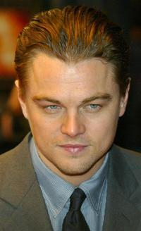 Leonardo DiCaprio at the U.K premiere of