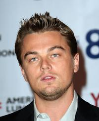 Leonardo DiCaprio at the rallys for