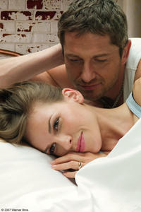 Hilary Swank and Gerard Butler in