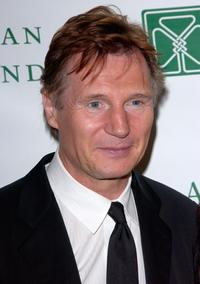 Liam Neeson at the American Ireland Fund's 33rd Annual New York Gala Fundraiser.