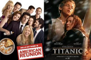 You Pick the Box Office Winner: Can 'American Reunion' or Titanic 3D' Crush 'The Hunger Games'?