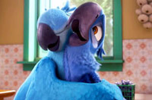 New Exclusive Animated 'Rio 2' Poster Takes to the Skies