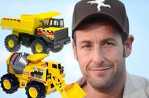 Daily Recap: Adam Sandler to Adapt Tonka Trucks into Animated Movie, Cronenberg for 'Fifty Shades of Grey' & More