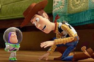 Buzz Lightyear Breaks Out of Prison in 'Toy Story' Short Sneak Peek
