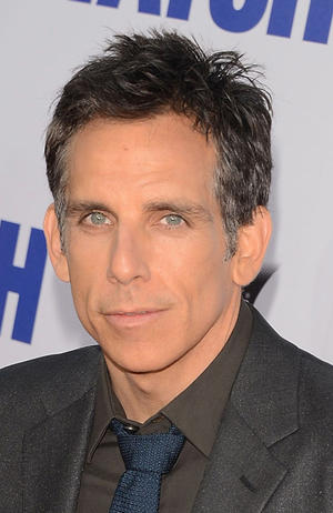 """Ben Stiller at the California premiere of """"The Watch."""""""