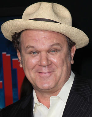 """John C. Reilly at the California premiere of """"Wreck-It Ralph."""""""