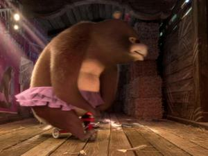 Madagascar 3: Europe's Most Wanted: Fat Hairy Supermodel
