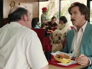 Anchorman 2: The Legend Continues: Champ's Chicken