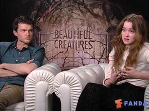 Exclusive: Beautiful Creatures - The Fandango Interview