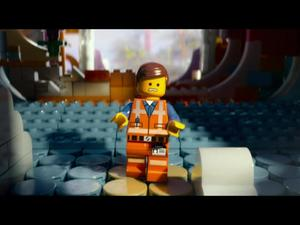 Exclusive: The Lego Movie - Man of Plastic