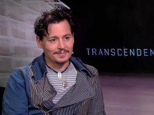 Exclusive: Transcendence - The Fandango Interview