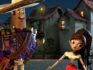 Exclusive: The Book of Life - Joaquin Is Awesome