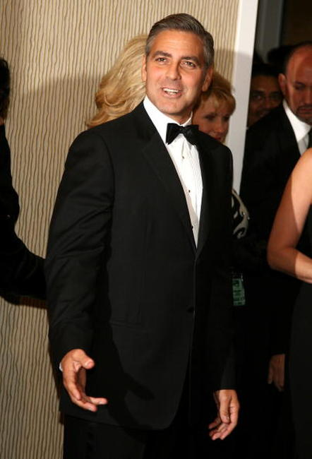 George Clooney at the 21st Annual American Cinematheque Award in Beverly Hills.