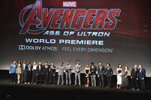 Avengers: Age of Ultron World Premiere