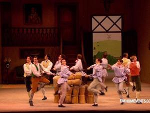 Royal Ballet: La Fille Mal Gardee