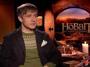 Exclusive: The Hobbit - The Fandango Interview