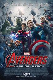 Avengers: Age of Ultron 3D (2015)
