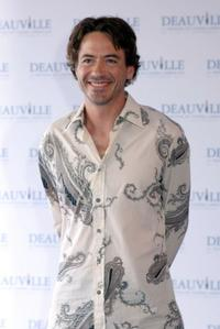 Robert Downey, Jr. at the photocall of