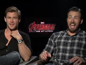 Exclusive: Avengers: Age of Ultron (Bad Behavior) - The Fandango Interview
