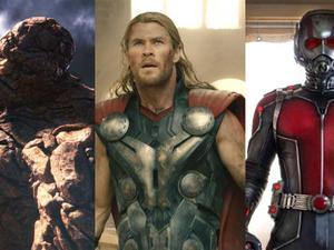 2015 Comic Book Movie Preview