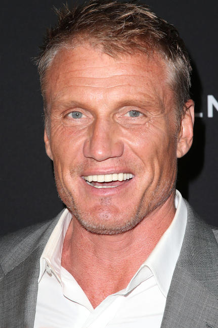 Dolph Lundgren at the ...