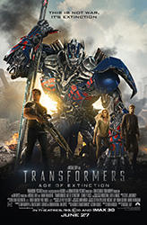 Transformers: Age of Extinction showtimes and tickets