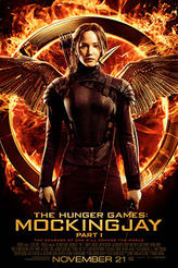 The Hunger Games: Mockingjay - Part 1 showtimes and tickets