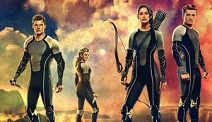 'Catching Fire,' As Expected, Sets Box Office Ablaze