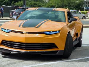 Exclusive: Transformers: Age of Extinction - The New Cars Featurette