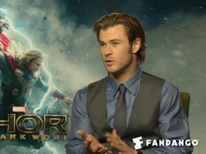 Exclusive: Thor: The Dark World - The Fandango Interview