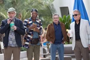 Trailer: Everything Is Spinning As Old Guys Hit 'Last Vegas'