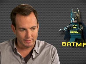 The Lego Movie: Will Arnett On The Lego Batman