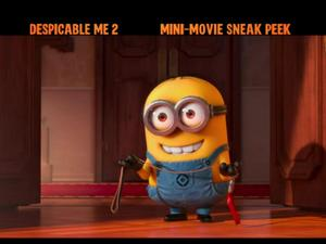 Exclusive: Despicable Me 2 - Mini Movie Puppy Sneak Peek