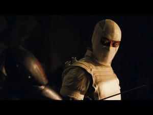 Exclusive: G.I. Joe: Retaliation - Storm Shadow and Snake Eyes - Original Story DVD clip