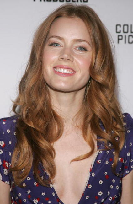 "Amy Adams at the premiere of ""The Producers"" in Los Angeles."