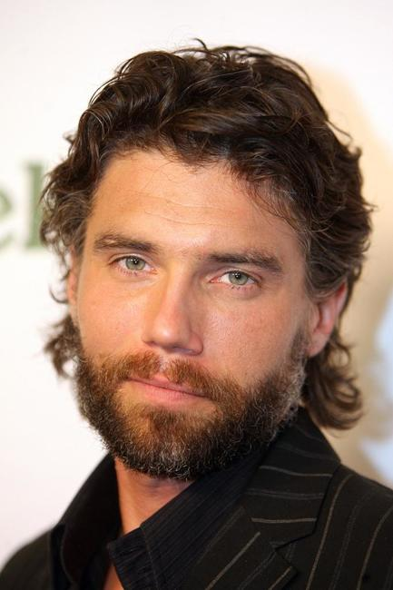 Anson mount at the premiere of quot snoop doggs hood of horror quot