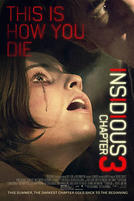 Insidious: Chapter 3 showtimes and tickets