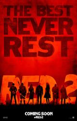 RED 2 showtimes and tickets