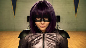 "Chole Moretz as Hit-Girl in ""Kick-Ass 2."""