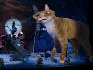 The Smurfs 2: Gargamel's Magic Show