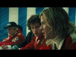 Exclusive: Rush - Hunt and Lauda Press Conference