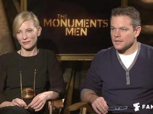 Exclusive: The Monuments Men - The Fandango Interview