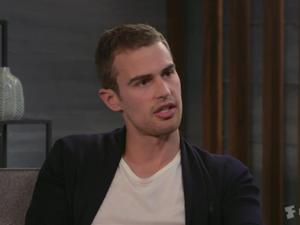Weekend Ticket - Divergent Interview with Theo James