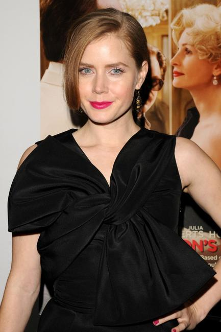 Amy Adams at the screening of