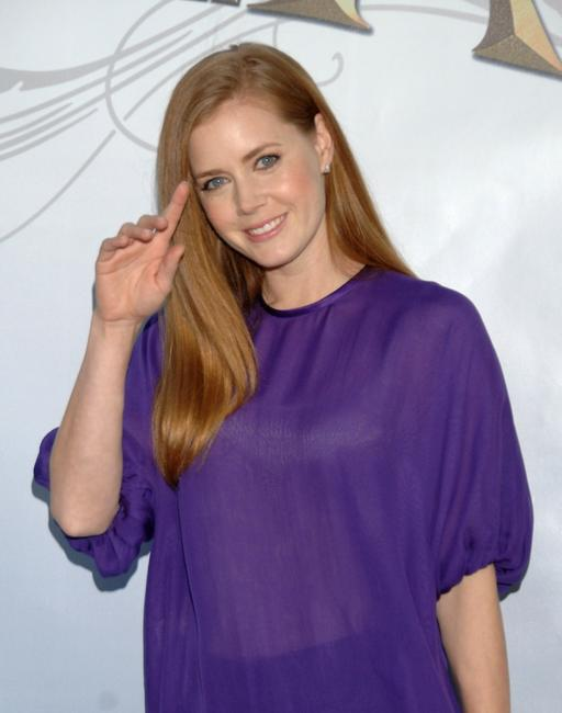 Amy Adams at the photocall of