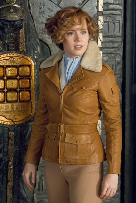 Amy Adams as Amelia Earhart in