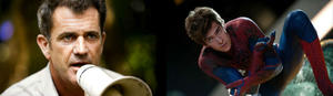 News Briefs: Mel Gibson May Direct Andrew Garfield in a War Pic; New 'Fifty Shades of Grey' TV Spot