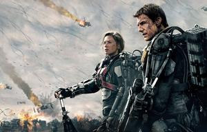 Watch: How Emily Blunt Almost Killed Tom Cruise on the Set of 'Edge of Tomorrow'